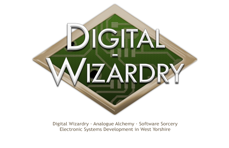 Digital Wizardry - Analogue Alchemy - Software Sorcery - West Yorkshire